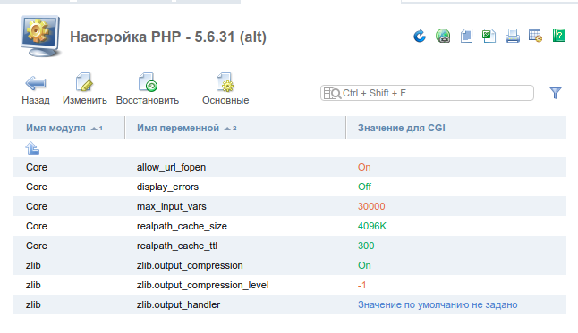 Хостинг allow url fopen перенос сайта на другой хостинг php