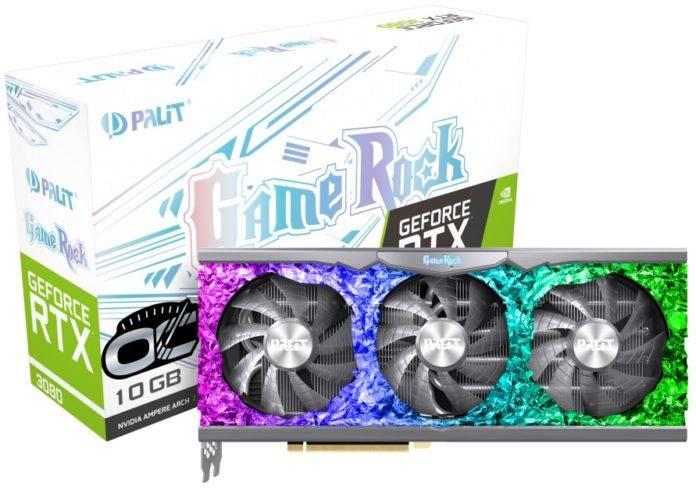 Palit-GeForce-RTX-3080-GameRock-OC