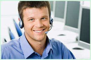 Изменение номера технической поддержки и отдела продаж