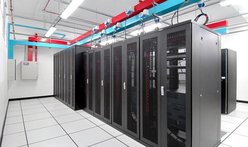 Перенос серверов в новое серверное помещение