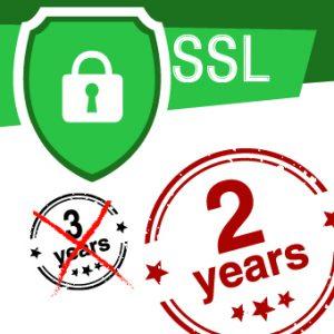 1 марта прекращается выпуск трехлетних SSL-сертификатов
