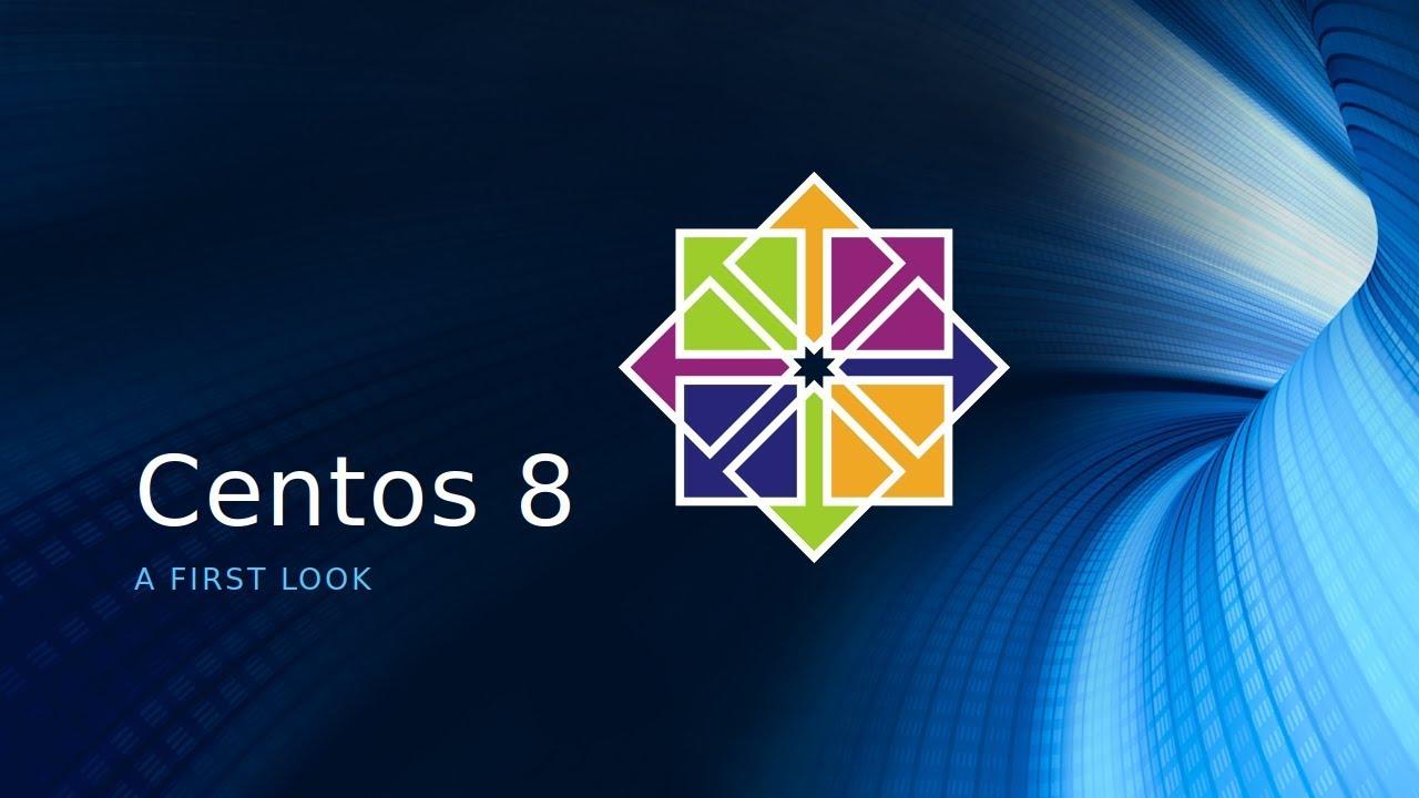 CentOS 8 доступен для установки на виртуальных серверах