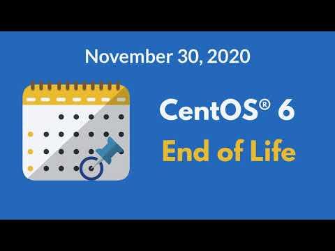 Прекращение обновления и поддержки CentOS 6, RHEL 6 и Scientific Linux 6
